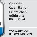 Mareike Kutz- erste TÜV Rheinland zertifizierte Hundefriseurin in Baden-Württemberg